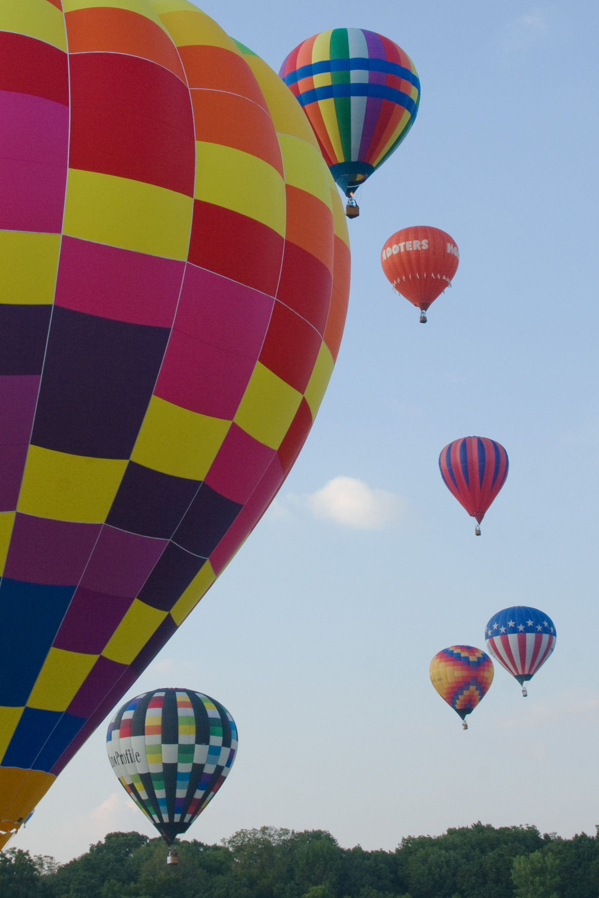 Pin by Julie Amdor on Hot Air Balloons Balloon festivals