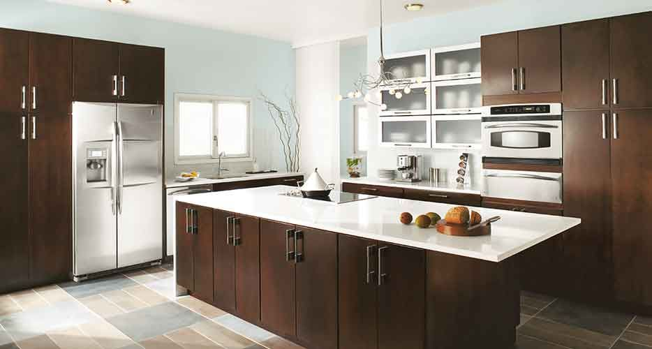 Kitchen Inspiration Gallery - like the metal flip up ...