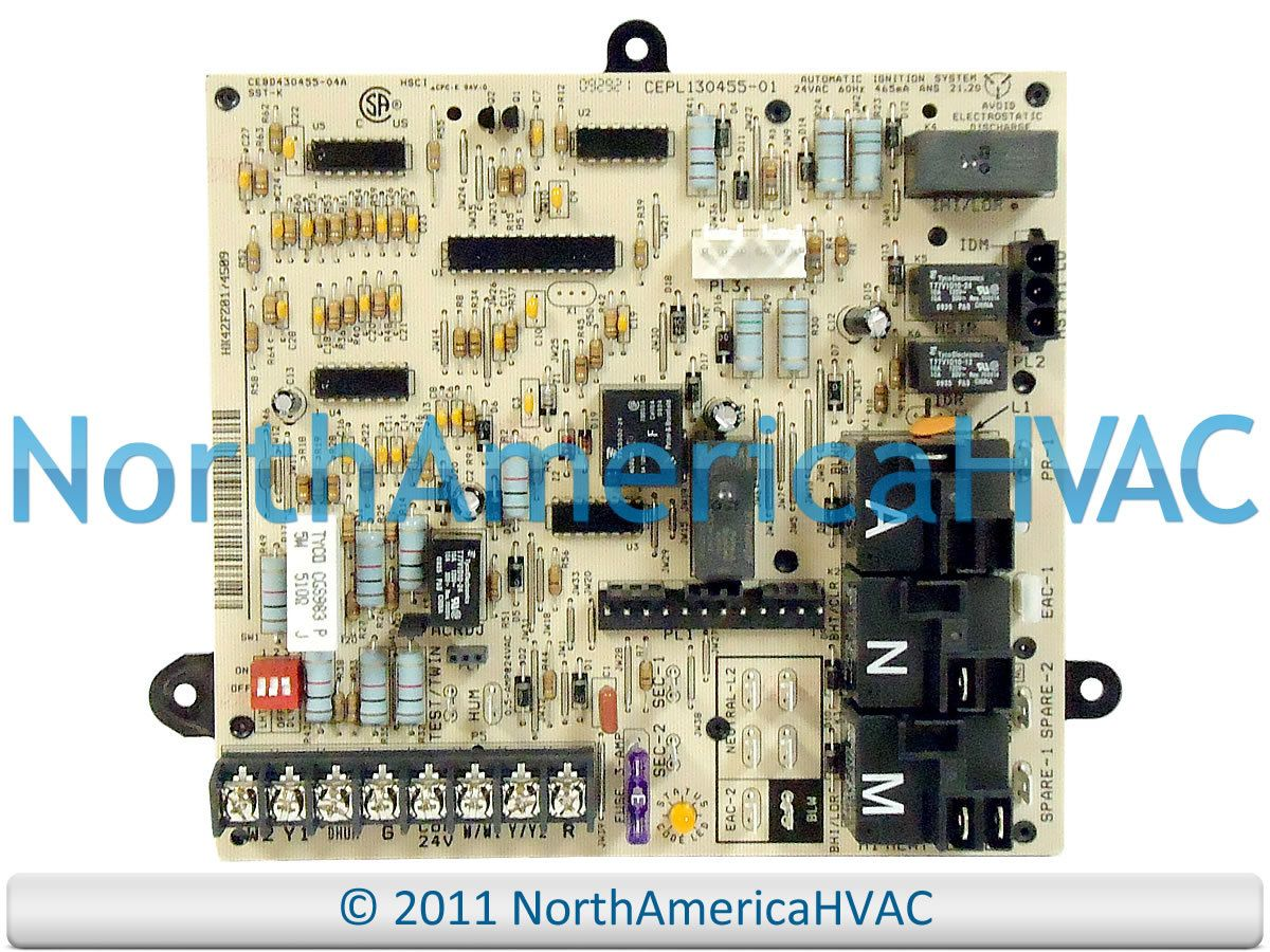 OEM Carrier Furnace Control Board CEPL13045501 CEBD430455