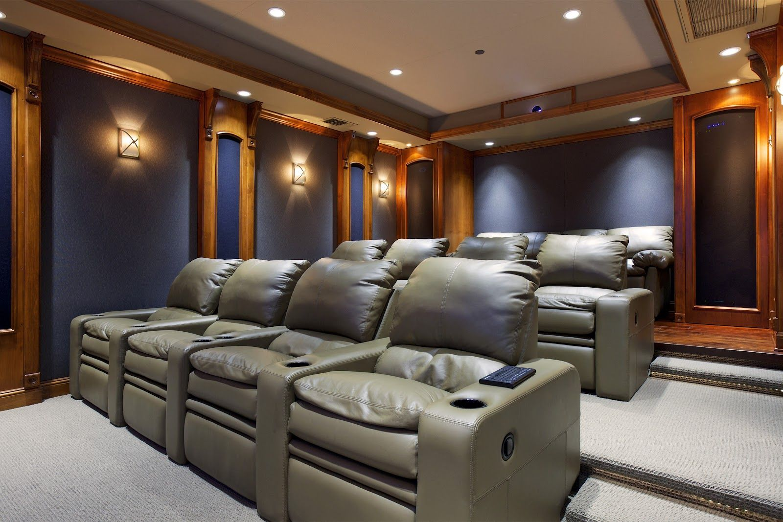 Wall Sconces Home Theater Home Theater Seating Home Theater