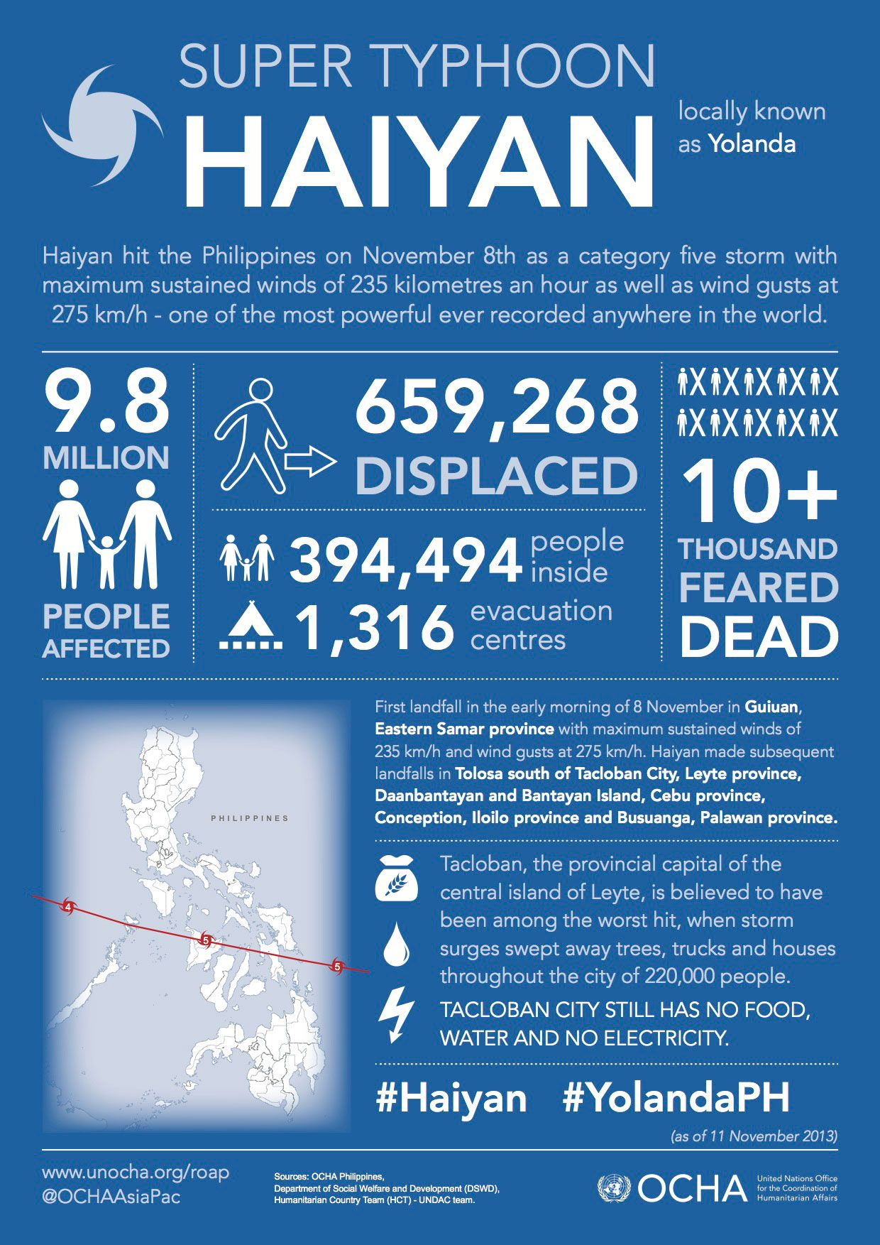 Haiyan Infographing A Humanitarian Catastrophe Infographic Philippines Disasters