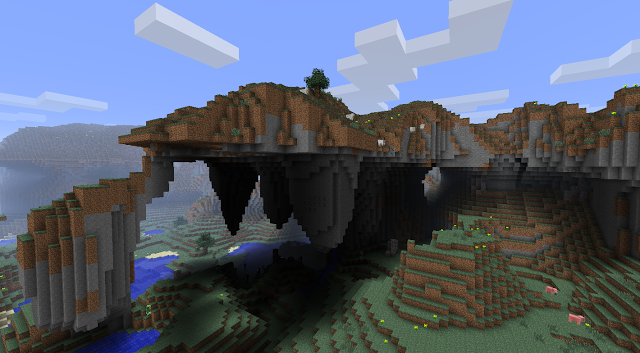4110790259237732591 Minecraft Seeds For Pc Xbox Pe Ps3 Ps4