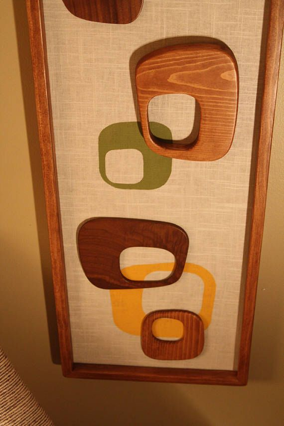Mid Century Modern Witco Abstract Wall Art Sculpture Painting   mid ...