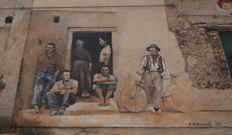 Paesi dipinti: le città dei murales