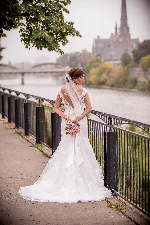 Summer Wedding Elegant Venue Cambridge Mill Ontario Canada