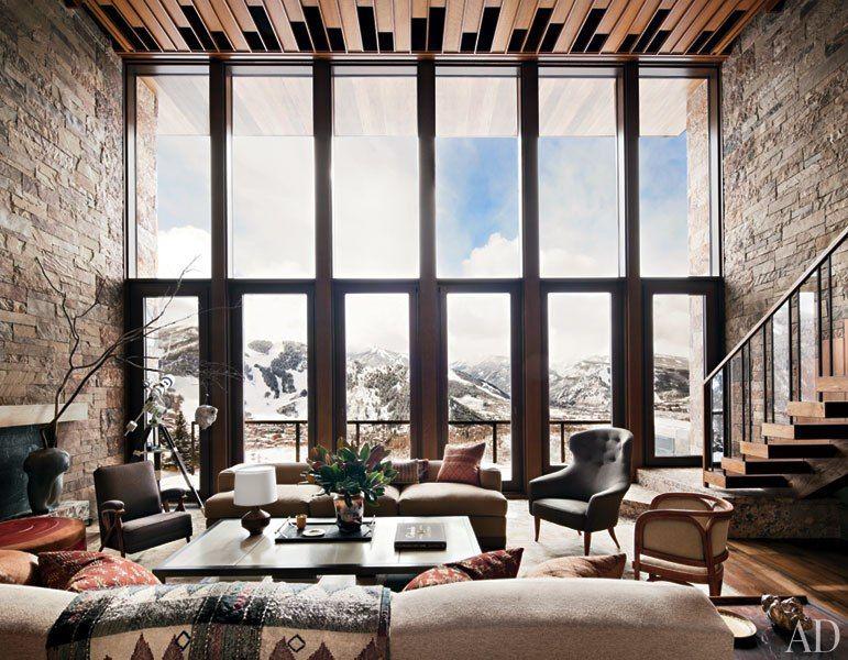 Decorazioni Per Casa Montagna : Pin di ketija sola su architecture pinterest bella