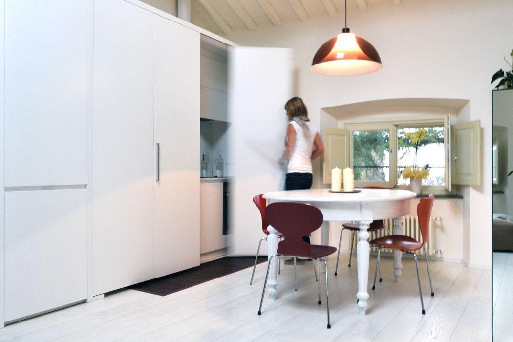 hidden kitchen#2