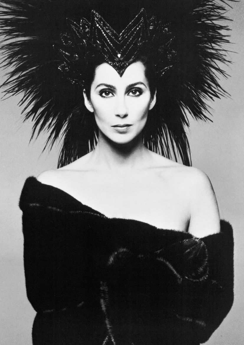 Cher, award winning vocalist, Academy Award winning ...
