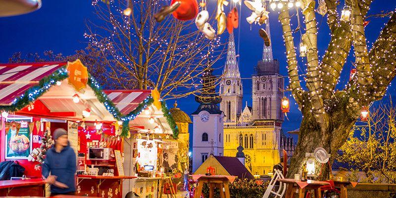 Advent Zagreb Advent At Strossmayer Promenade Photo Julien Duval Zagreb Tourist Board Christmas Market Best European Christmas Markets Zagreb