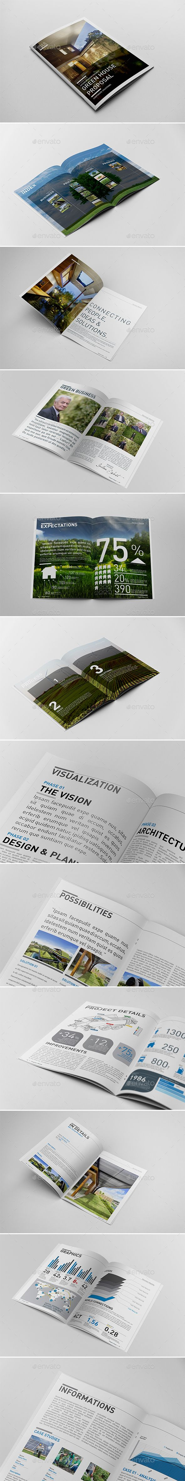 construction proposal templates%0A Annual Report Proposal Template