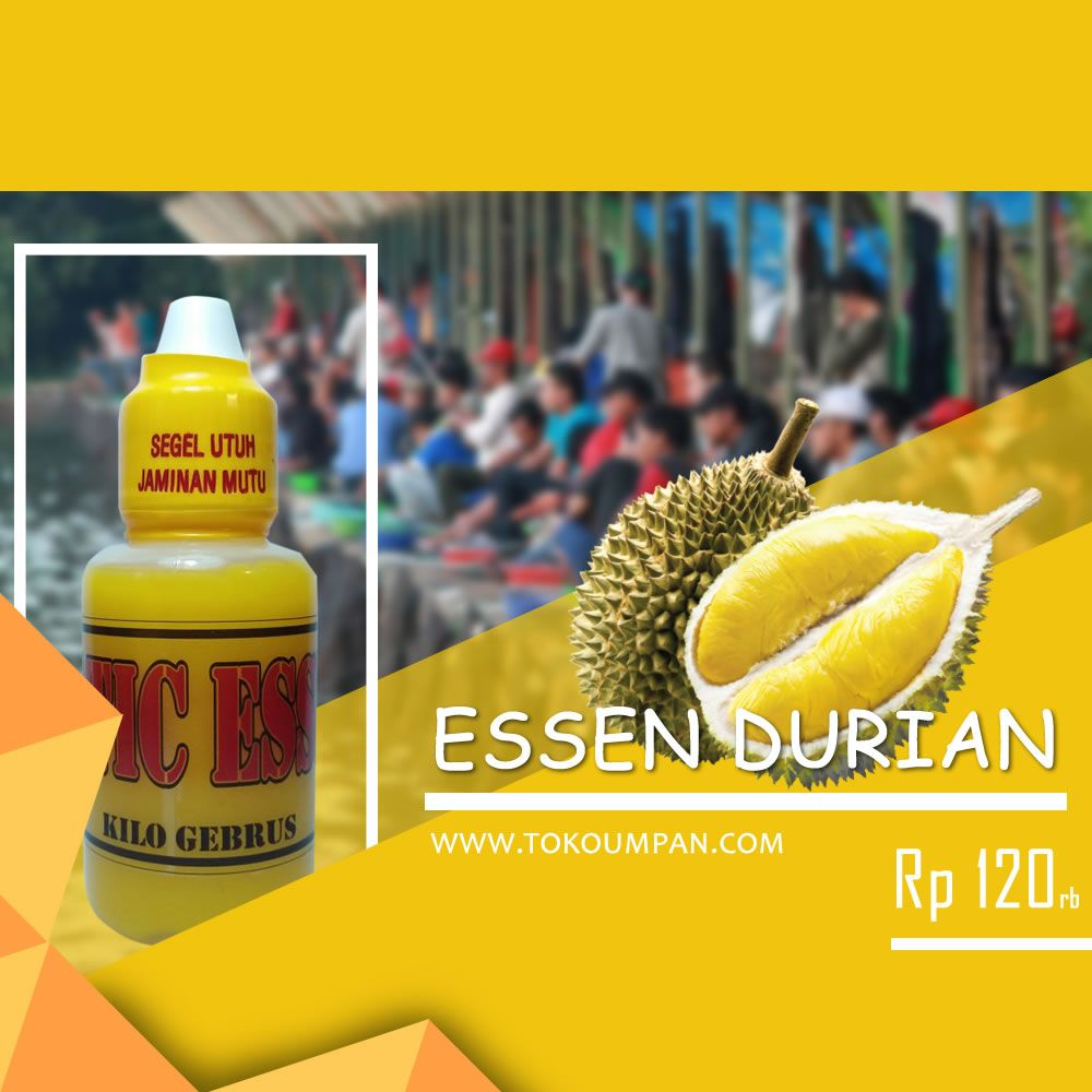 Essen Durian Essen Ikan Aroma