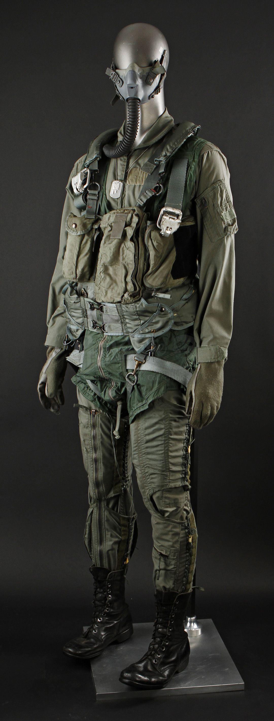 Jimmy's (Harry Connick Jr.) Airforce Flight Suit Flight