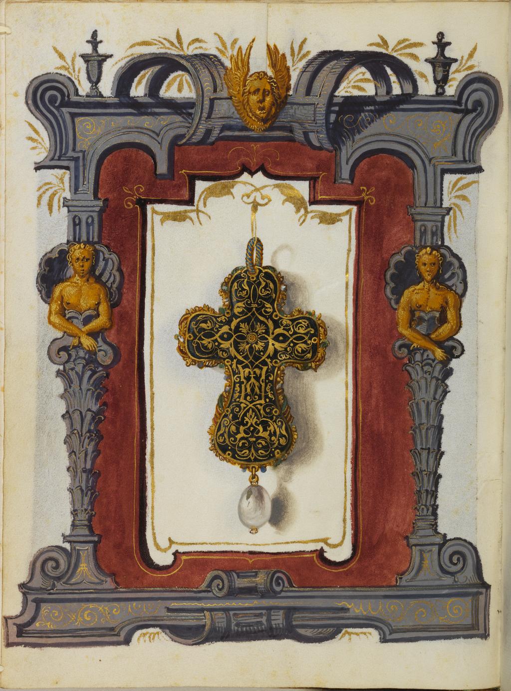 Jewel Book of Duchess Anna of Bavaria