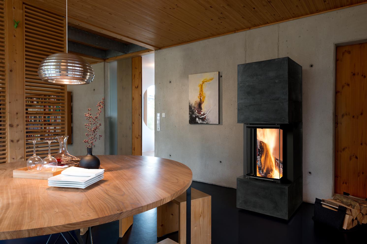brunner accumulerende haard bsk 11 by pierres d henri houtkachels haarden pinterest. Black Bedroom Furniture Sets. Home Design Ideas