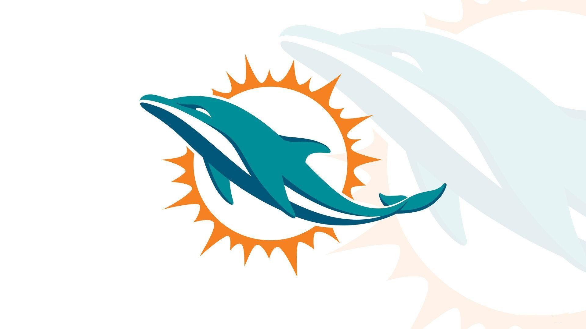 Dwnload Miami Dolphins Logo Wallpaper Miami Dolphins Logo Dolphins Logo Miami Dolphins Wallpaper