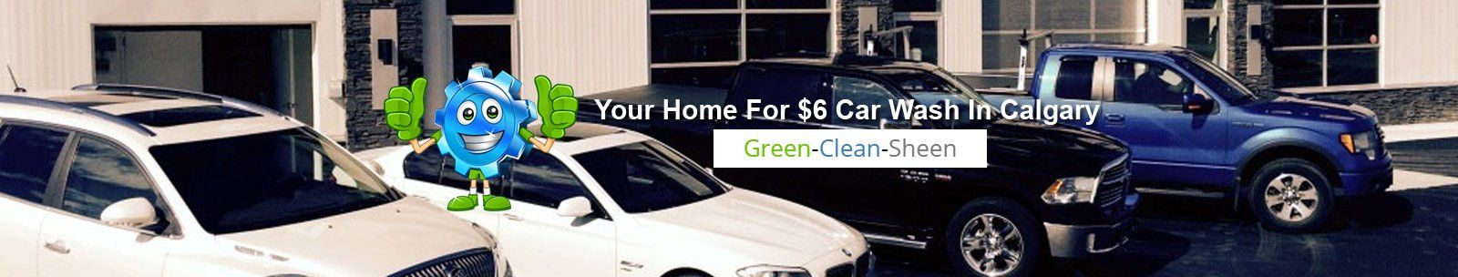 Automatic_Car_Wash_Calgary or touchless car washes use a