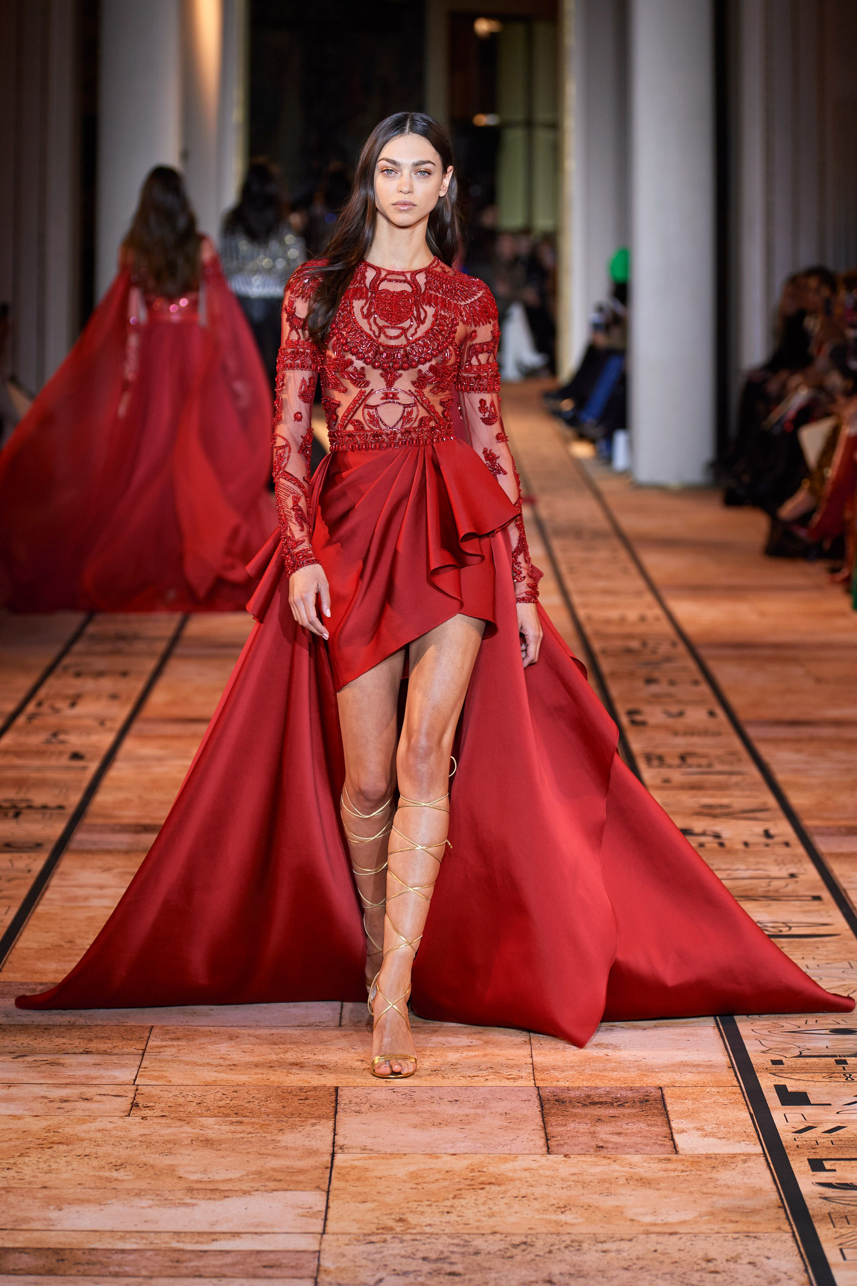Pin by ZUHAIR MURAD on Couture Spring Summer 2020 | Zuhair ...