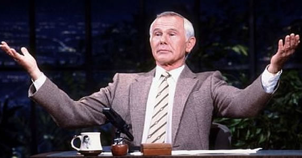 Image result for surprising secrets from the johnny carson show