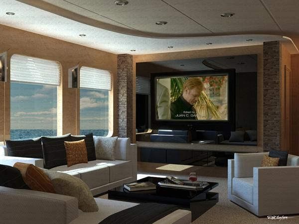 Living Room And Tv By Carlos Cunha Living Room Large Living Room Living Room Designs