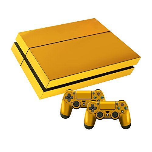 PS4 Gold Stickers for Playstation 4 Games Decals Skins fo video - best of coloring page xbox controller