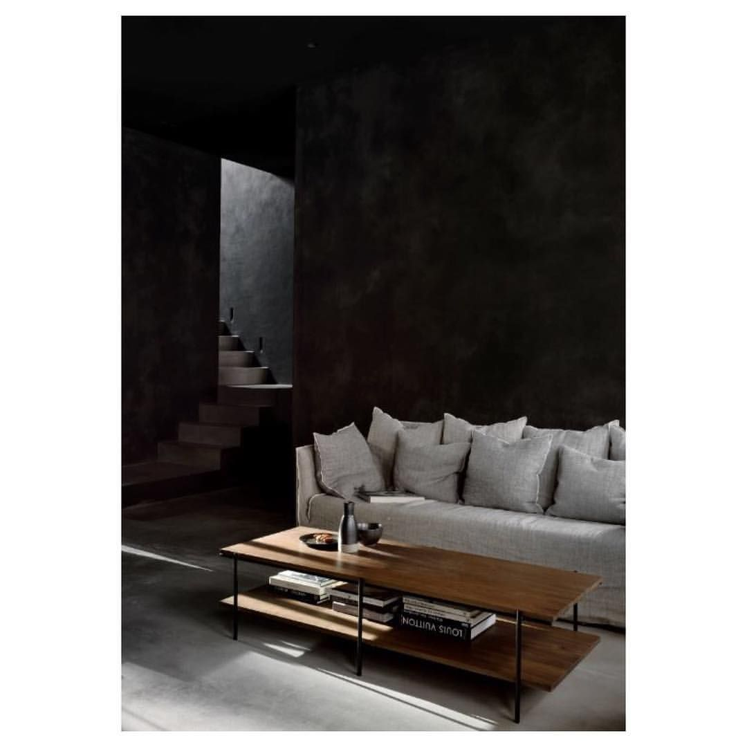 A Design Inspired By Minimalistic Residential Architecture Rise Coffee Table In Walnut Explor Ethnicraft Furniture Coffee Table Ethnicraft Dining Table [ 1080 x 1080 Pixel ]