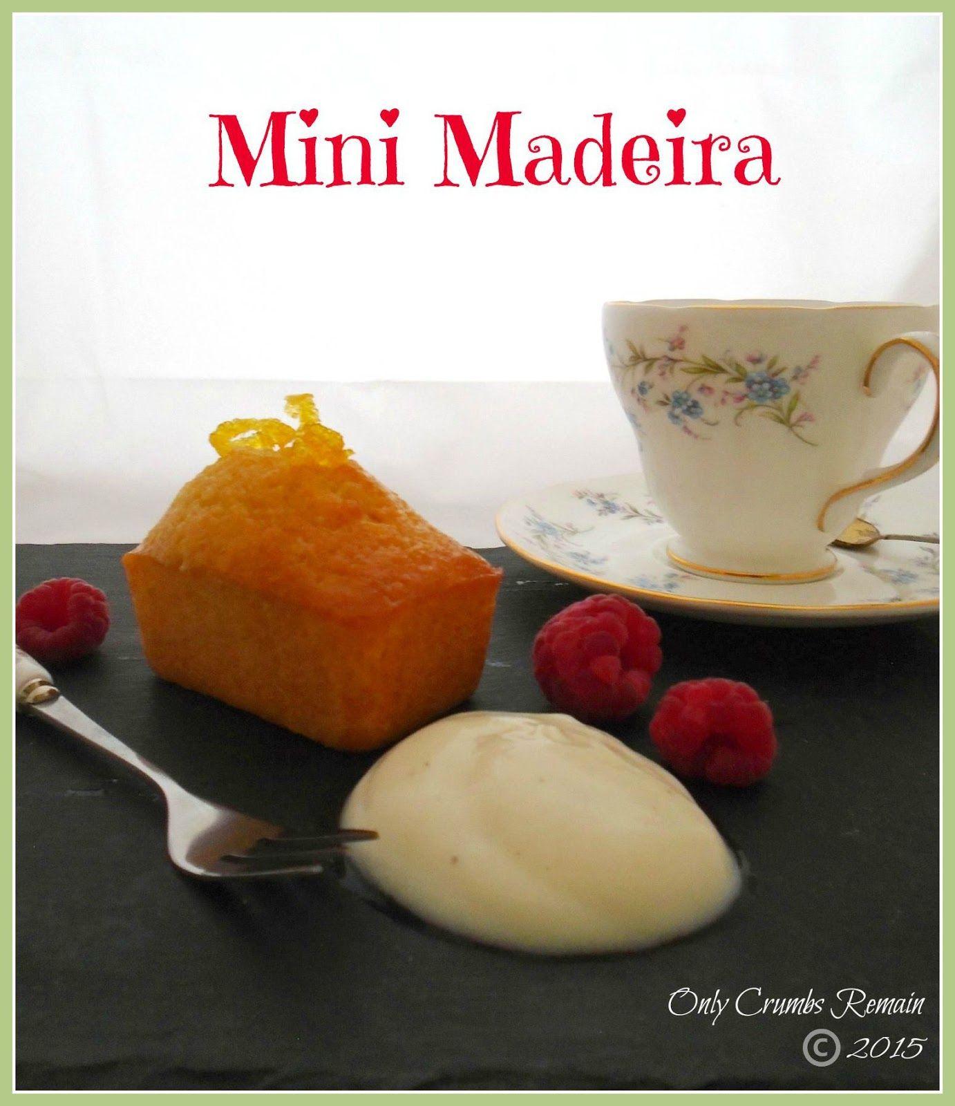Nigella S Maderia Cake