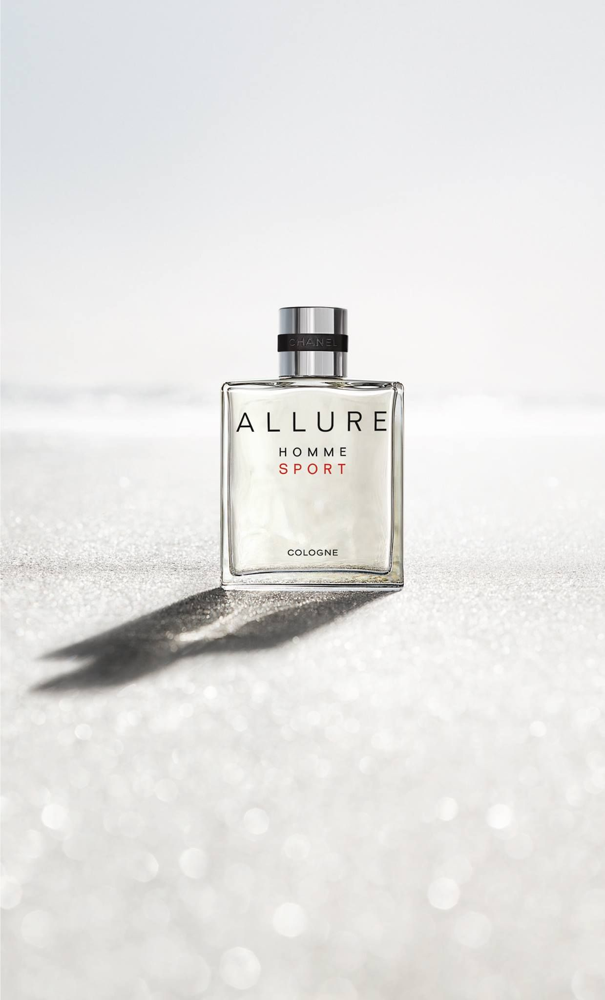 ALLURE HOMME SPORT Cologne is a genuine search of energy that teams the freshness of a Cologne with the persistence of an Eau de Toilette. Timeless and profoundly modern. Find at Franks, The Plaza, Sliema.