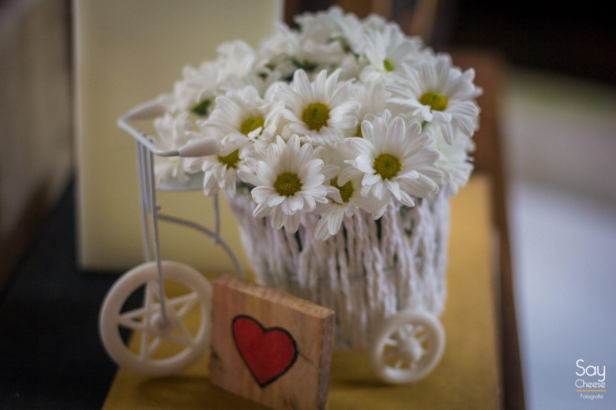 Decoração de Casamento DIY