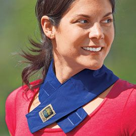 Thermo Cool Neckwrap Cooling Neck Wrap Thermocool Neck Cooler
