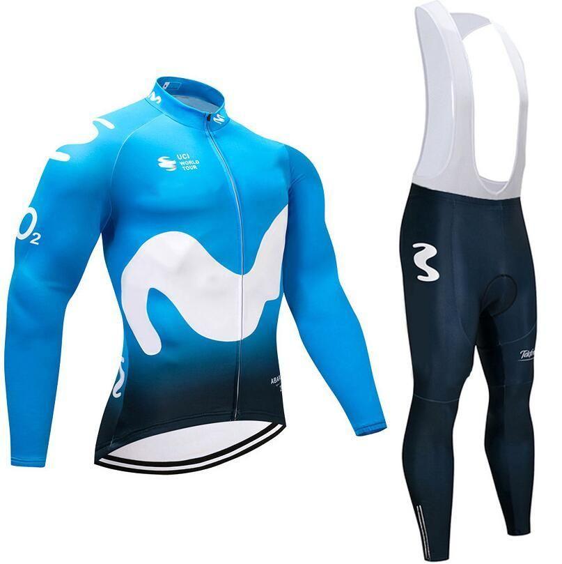 Winter 2019 Newst M team Cycling JERSEYn 9D pad Bike Pants set men Ropa  Ciclismo pro 770ff7af1