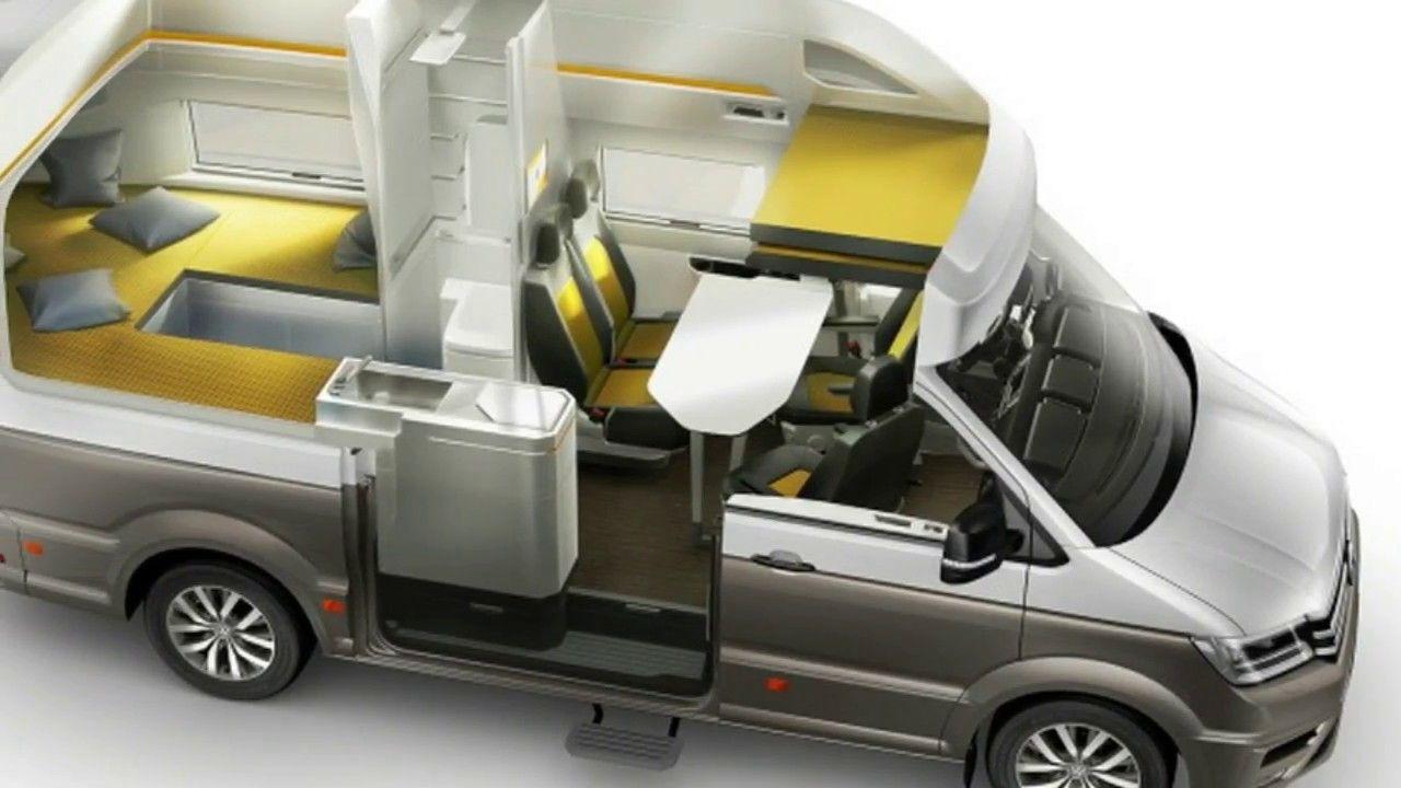 Vw California Camper >> 2018 Volkswagen California Xxl The Camper Van Of Everyone S Dreams