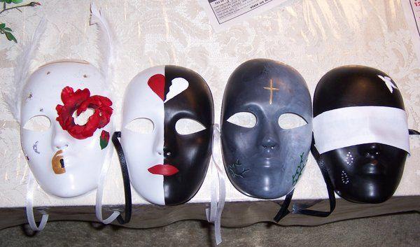 Pin On Mask