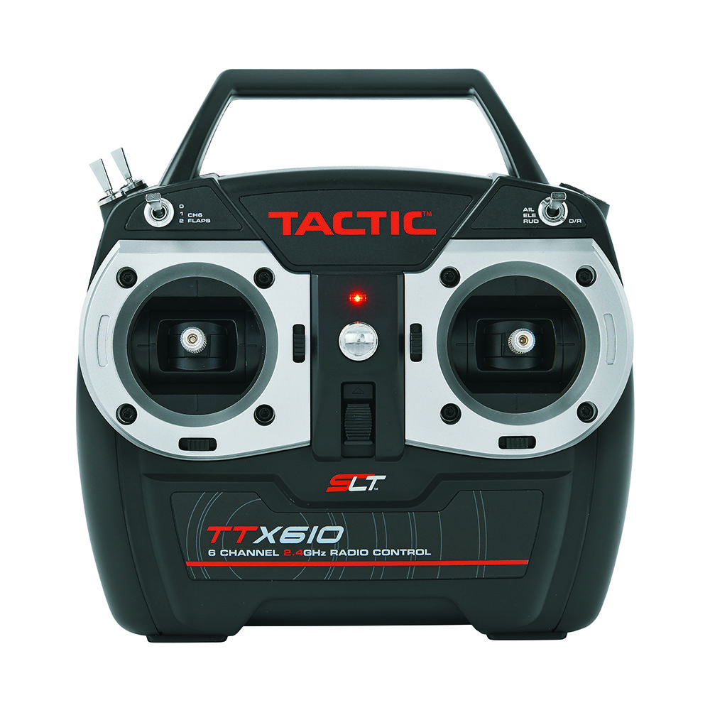 Tactic Ttx610 6 Channel 2 4ghz Slt Transmitter Receiver Vehicle Parts Ebay Transmitter