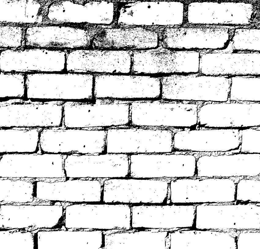Image Du Blog Zezete2 Centerblog Net Brick Wall Drawing White Brick Walls Brick Wall