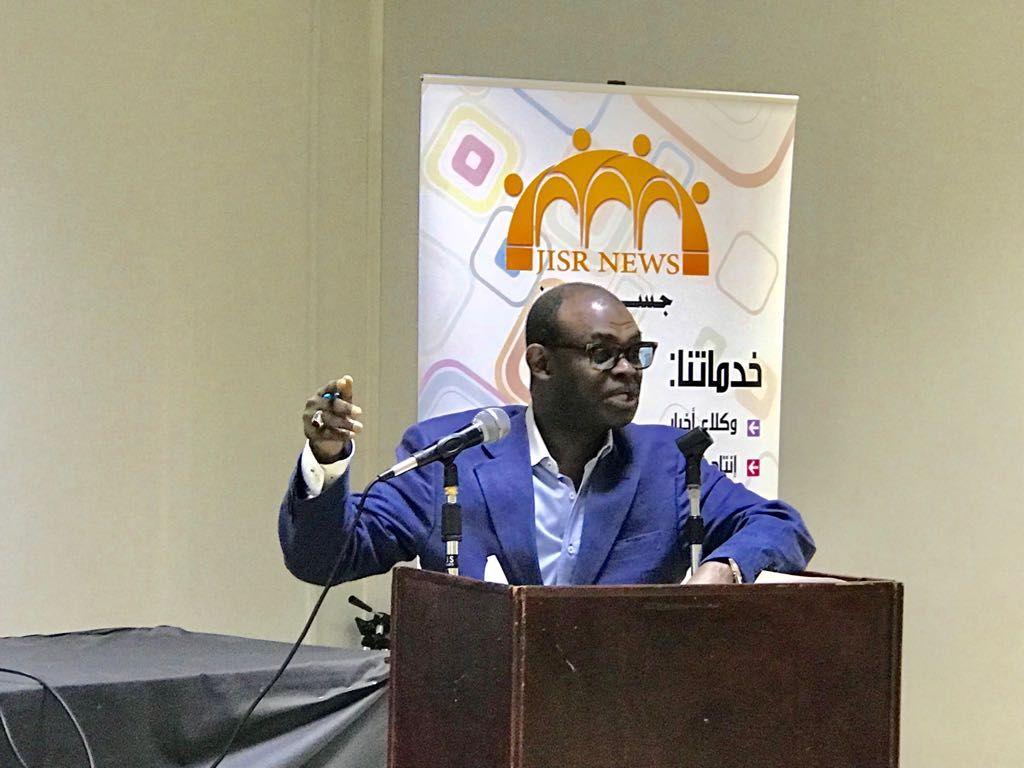 مؤسسة جسر نيوز الإعلامية تنظم ورشة أولى في لندن لبحث قضايا السودان