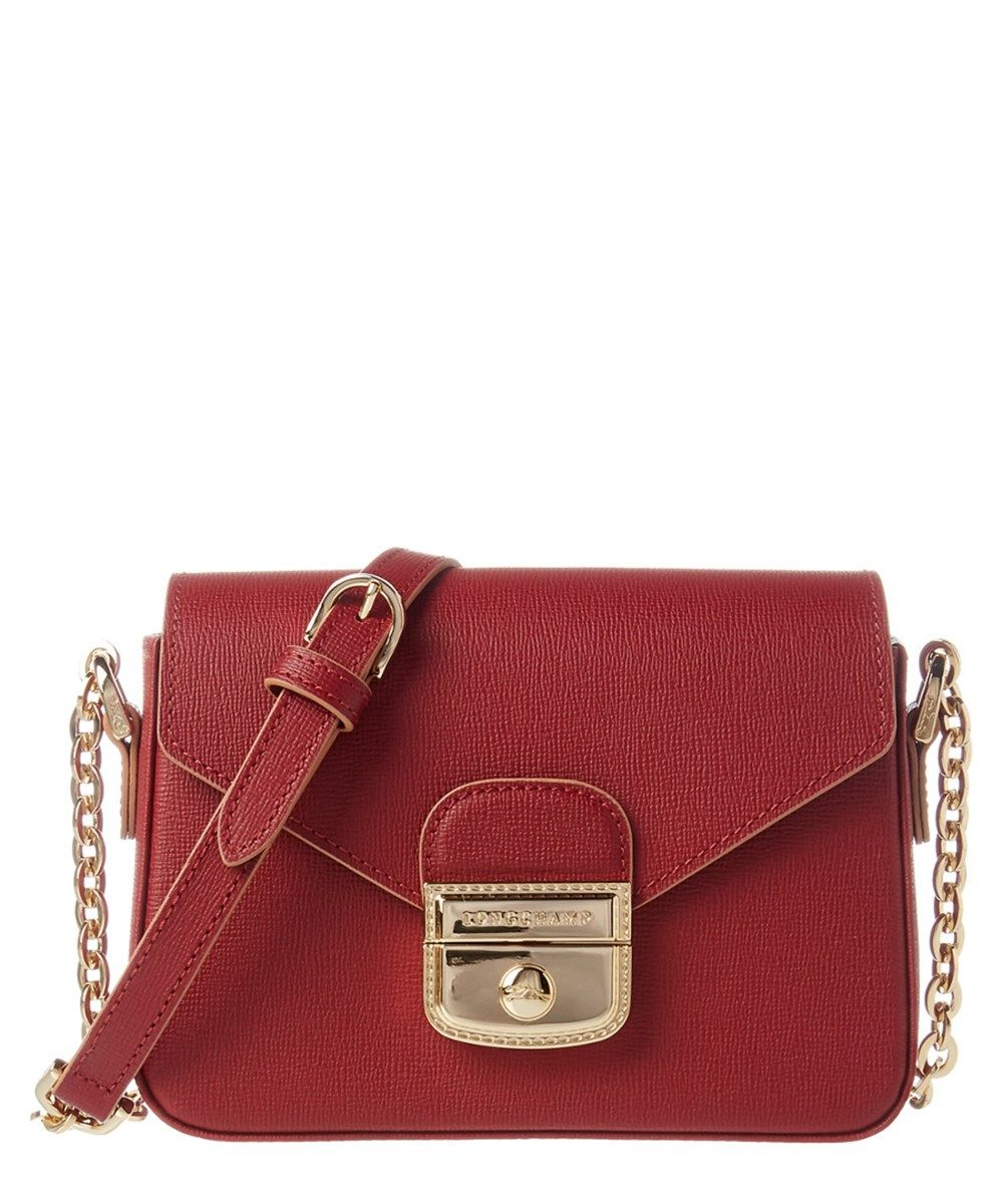 516fb6b00b LONGCHAMP Longchamp Le Pliage Heritage Xs Leather Crossbody'. #longchamp # bags #shoulder bags #leather #crossbody #lining #