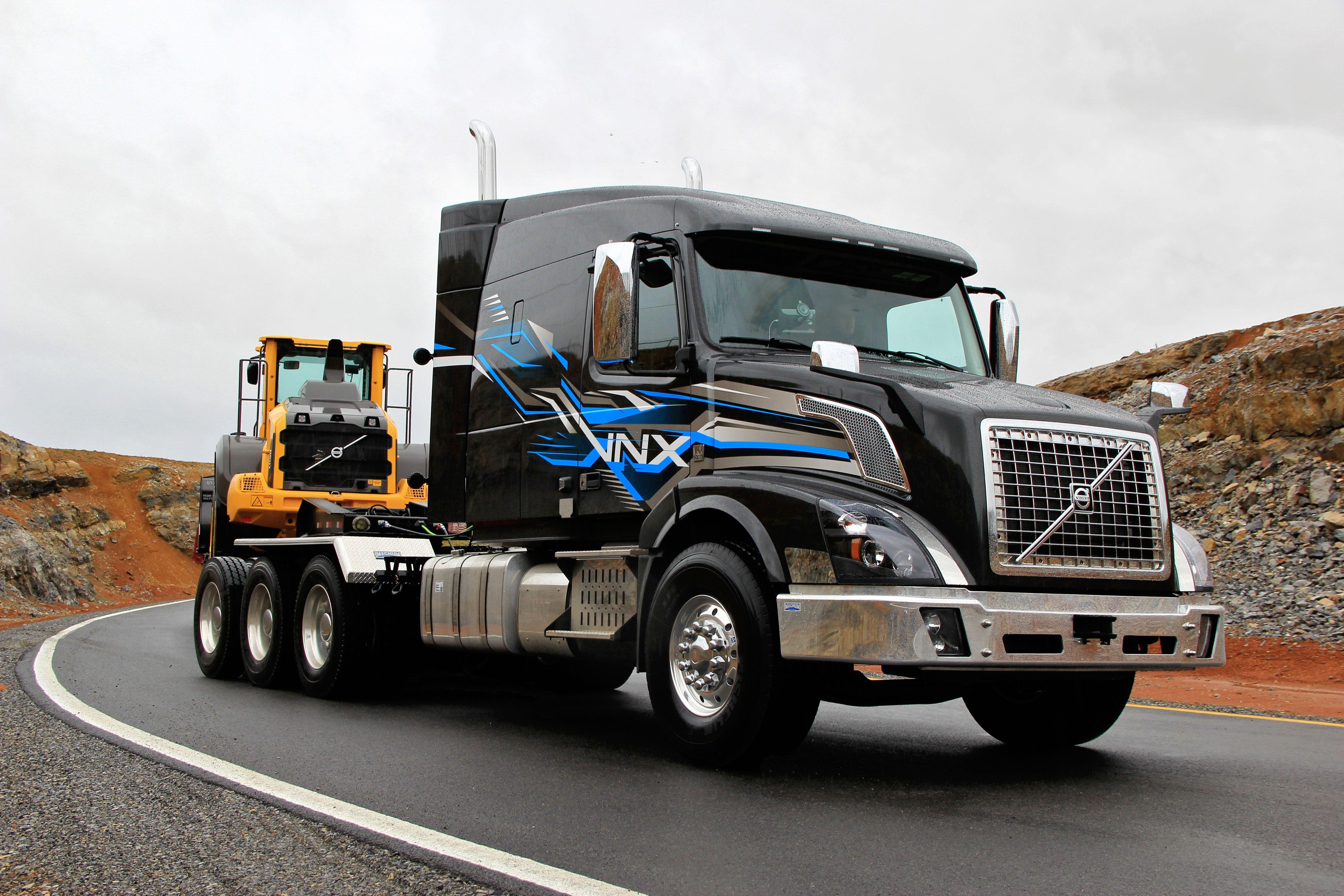 youtube semi commercial volvo trucks truck accessories