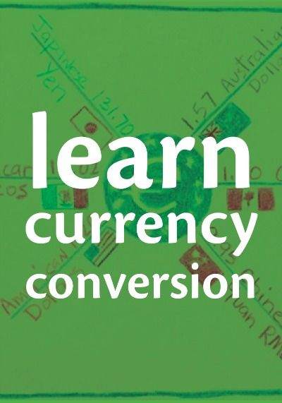 Count On The Euro On Crayola Com Money Lessons Lesson Plans How To Plan
