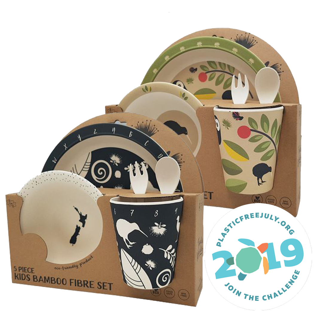 Kids Bamboo Dinnerware Http Bit Ly Bamboo Dinner A Range Of Eco Friendly Bamboo Fibre Dinnerware And Drinkware We Are Prou Plastic Free July Bamboo Kids