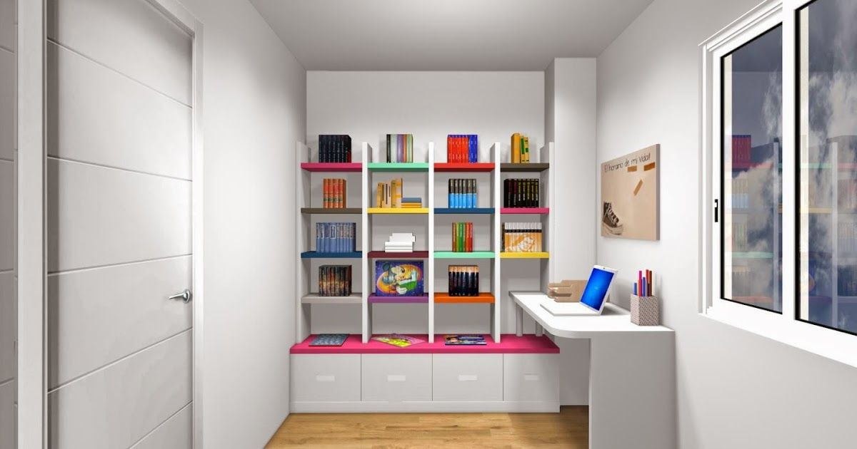 Diseno De Cuartos Y Dormitorios Juveniles Proyectos De Decoracion - Diseo-dormitorios-juveniles