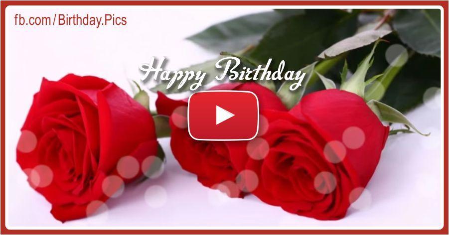 Romantic Music Happy Birthday Song Video Birthday songs