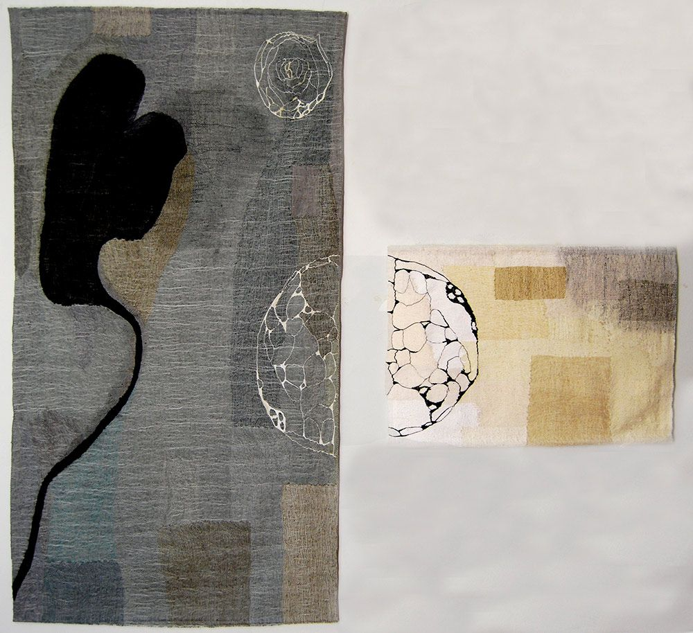 Aino Kajaniemi : Momento, 2013, 150 x 150cms
