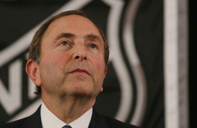Has Bettman Dropped the Ball on KHL Threat