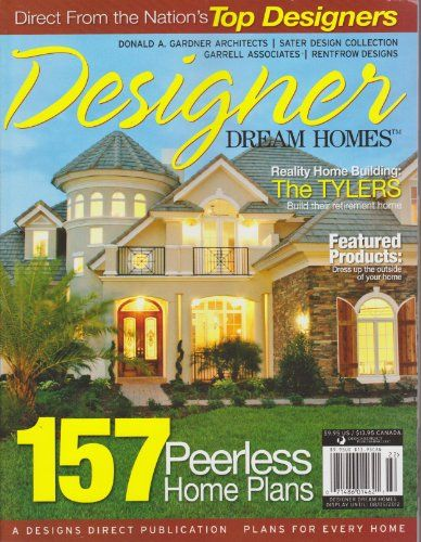 Designer Dream Homes Magazine (Summer 2012) « Library User Group ...