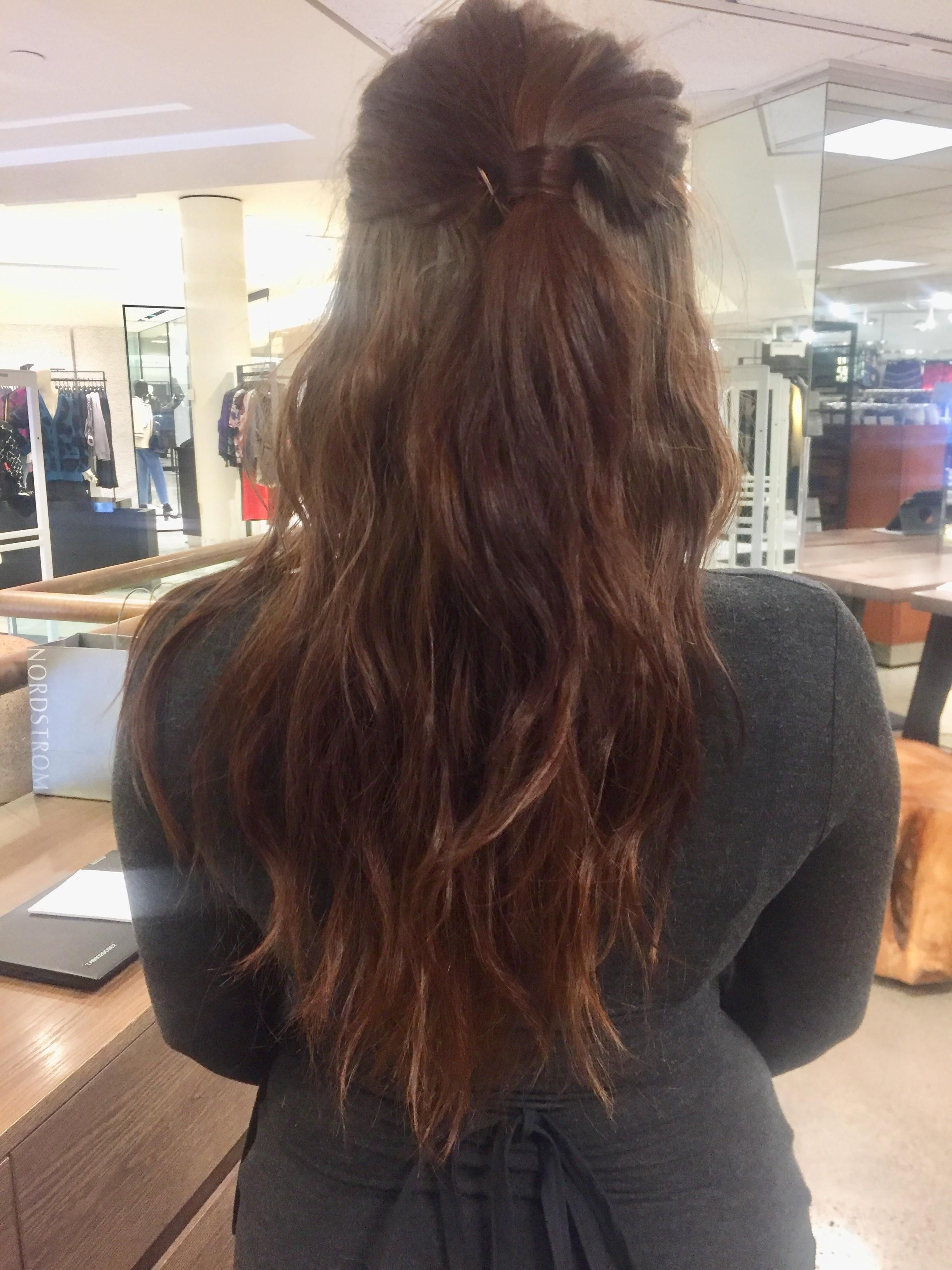 Reddit recently told me that sometimes puffy hair is actually wavy have thats being treated like ...