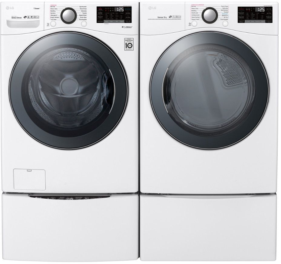 Lg Front Load Washer Ratings