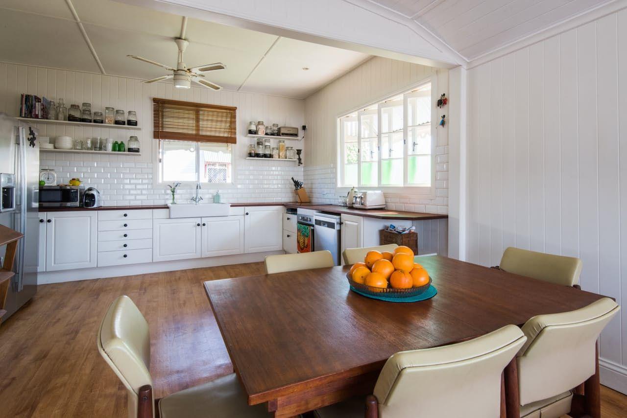 "A Traditional ""Queenslander"" Home"
