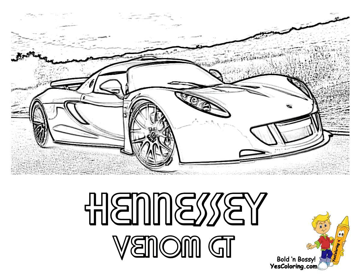 Fired Up Car Coloring Sheets With Images Cars Coloring Pages