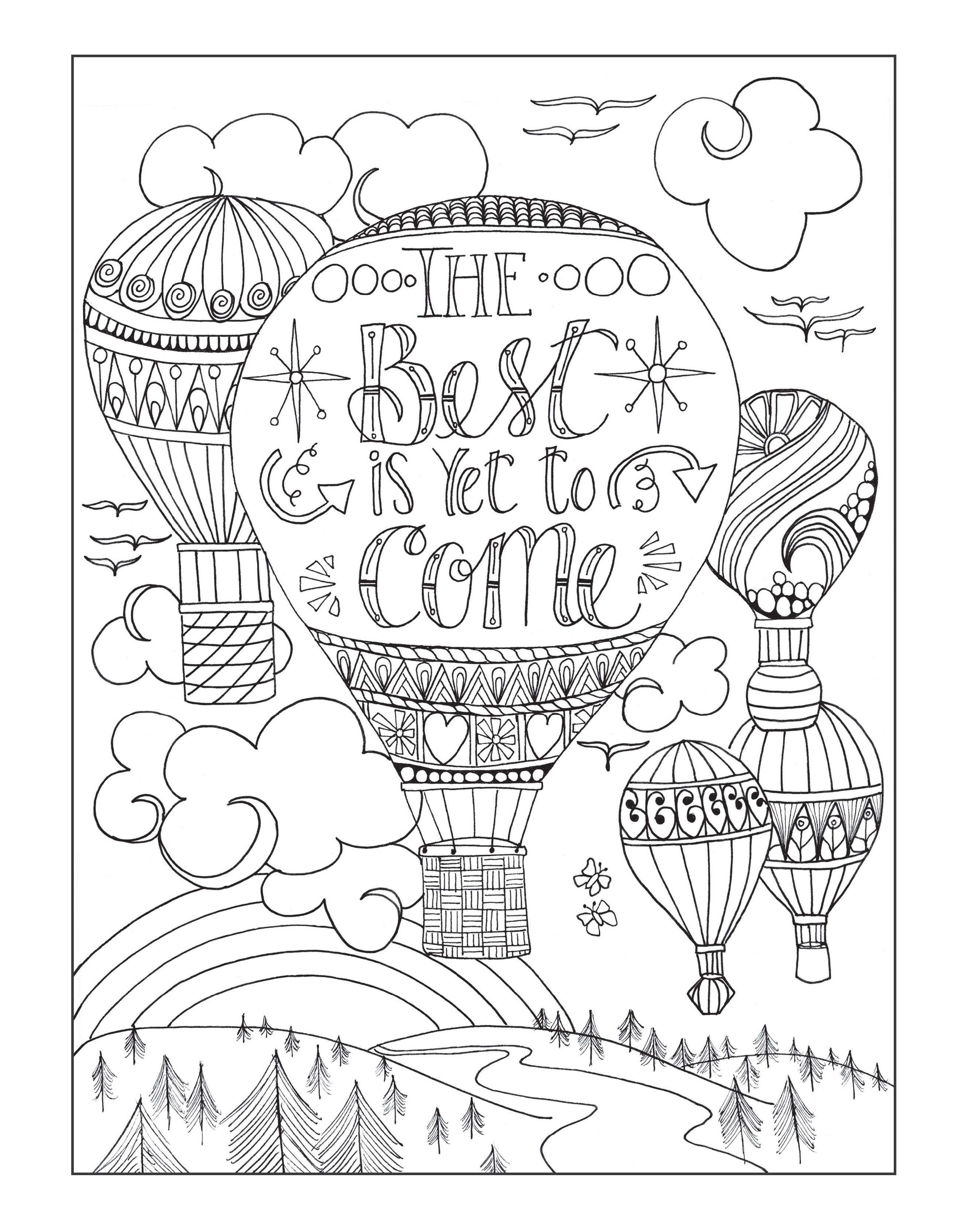 Here is another downloadable coloring page from our Inkspirations ...