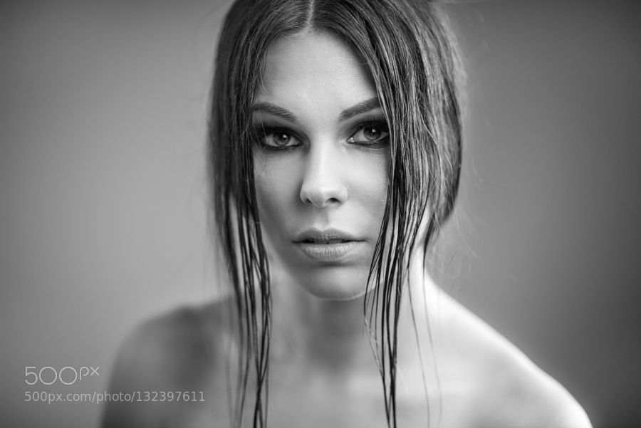 Popular on 500px : Portrait by krzysztofbudych